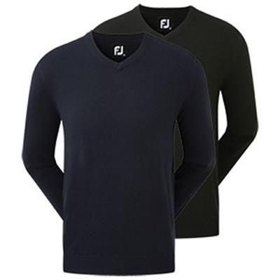 Picture of FOOTJOY WOOL BLEND V-NECK PULLOVER
