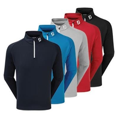 Picture of FOOTJOY CHILLOUT PULLOVER ATHLETIC FIT