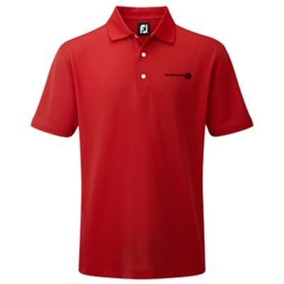 Picture of FOOTJOY STRETCH PIQUE SOLID COLOUR - ATHLETIC FIT