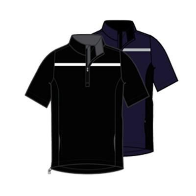 Picture of CALLAWAY 1-2 SLEEVE CHEST STRIPE WIND JACKET