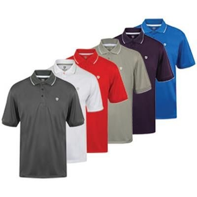 Picture of ISLAND GREEN MENS PERFORMANCE POLO