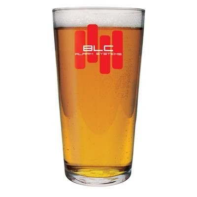 Picture of CONICAL CONIQUE PINT BEER GLASS