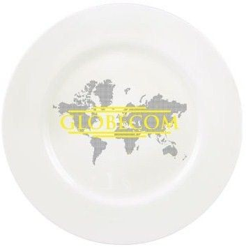 Picture of SUSSEX BONE CHINA PLATE
