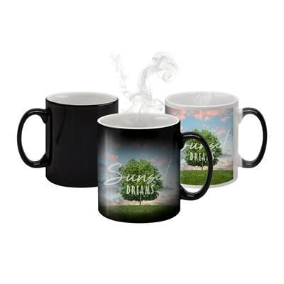 Picture of WOW DURHAM HEAT CHANGE DYE SUBLIMATION MUG