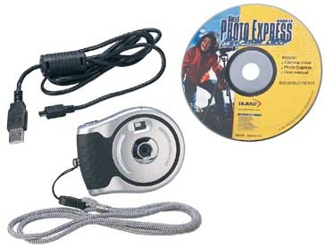 Picture of DIGITAL CAMERA + WEB CAM
