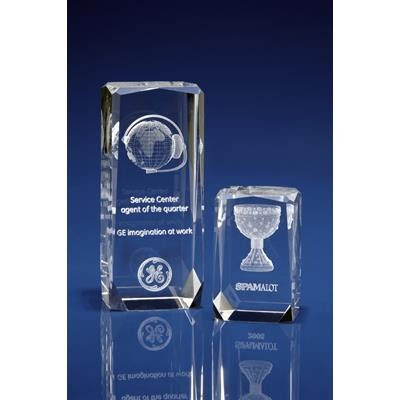 Picture of CRYSTAL GLASS VERBIER PAPERWEIGHT