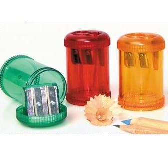 Picture of CYLINDER DOUBLE PENCIL SHARPENER
