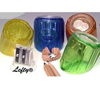 Picture of LEFTY DOUBLE CAN PENCIL SHARPENER