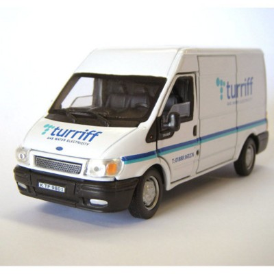 Picture of FORD TRANSIT VAN MODEL in White
