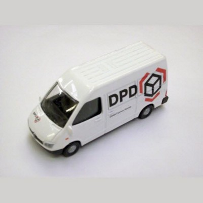 Picture of PANEL VAN MODEL in White