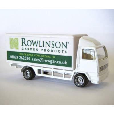 Picture of DELIVERY TRUCK MODEL in White