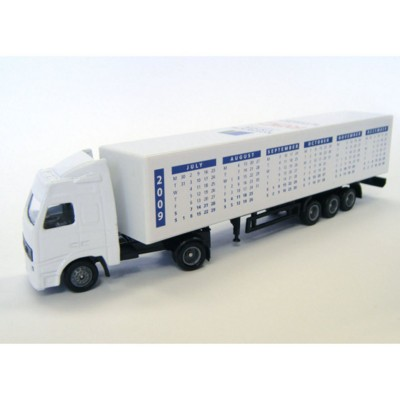 Picture of CALENDAR TRUCK MODEL in White