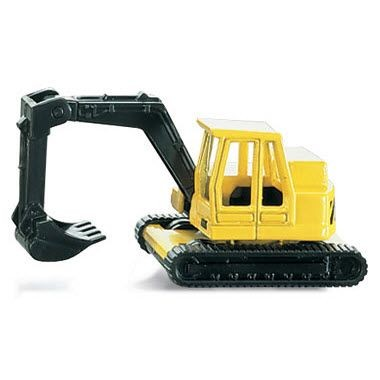 Picture of EXCAVATOR DIGGER CONSTRUCTION TRUCK MODEL in Yellow
