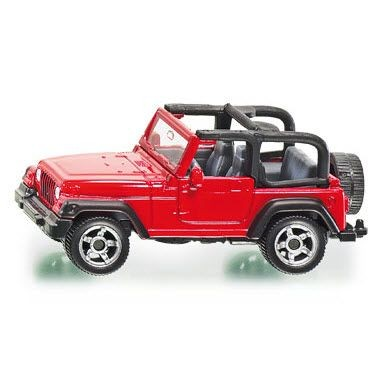 Picture of JEEP WRANGLER CAR MODEL