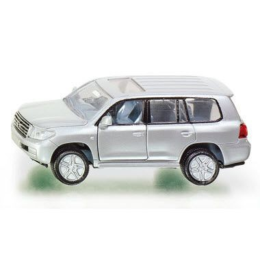 Picture of TOYOTA LANDCRUISER CAR MODEL