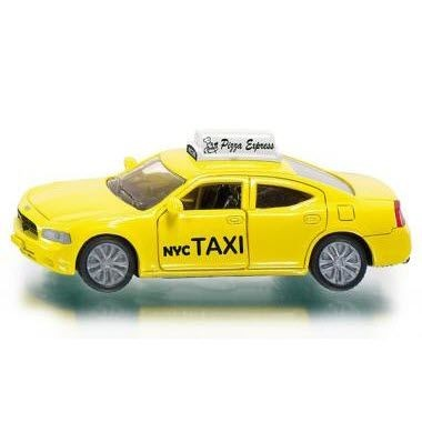 Picture of US NEW YORK TAXI MODEL in Yellow