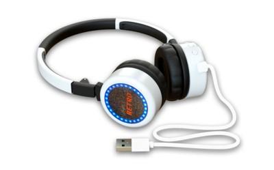 Picture of RETRO VIBE HEADPHONES