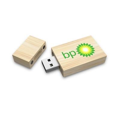 Picture of NATURAL WOOD USB DRIVE