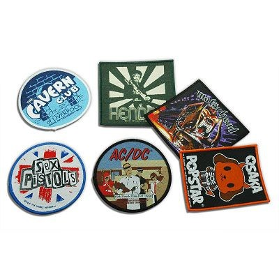 Picture of POLYESTER WOVEN PATCH