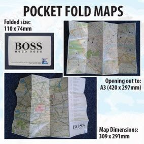 Picture of POCKET BESPOKE MAP