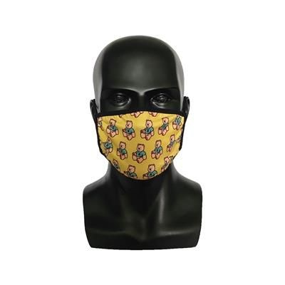 Picture of ADJUSTABLE PRINTED FACE MASK