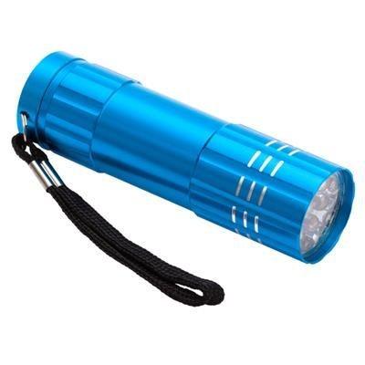 Picture of ALUMINIUM METAL LED TORCH