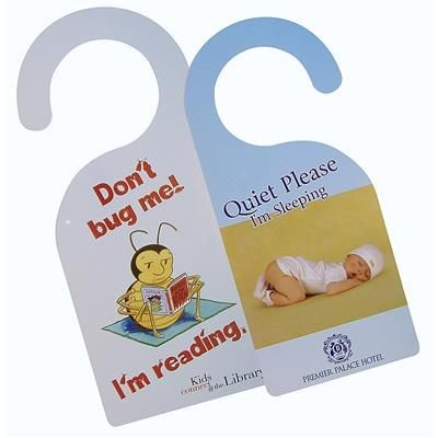 Picture of PLASTIC DOOR HANGER