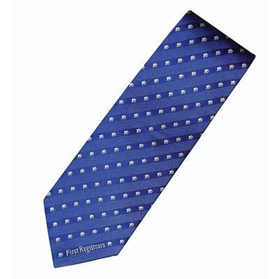 Picture of WOVEN SILK TIE