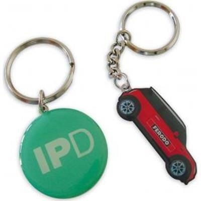 Picture of PRINTED with Epoxy Keyrings