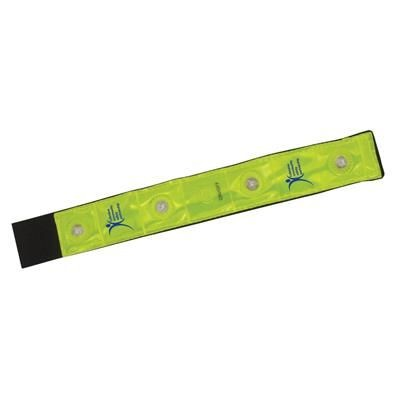 Picture of REFLECTIVE ARM BAND with Flashing Led