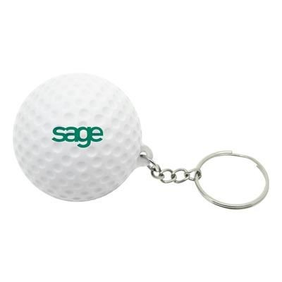 Picture of STRESS GOLF BALL KEYRING