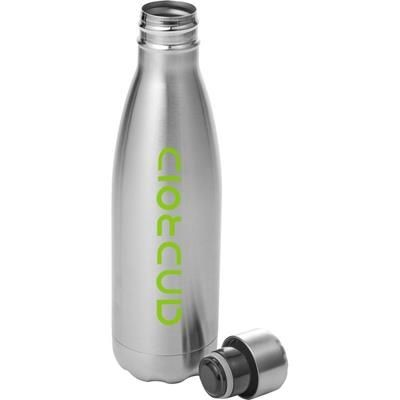 Picture of SILVER METAL SPORTS BOTTLE