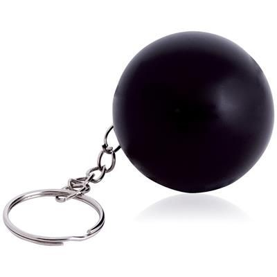 Picture of ROUND STRESS BALL KEYRING
