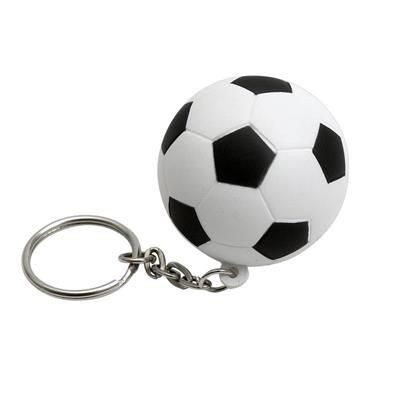 Picture of STRESS FOOTBALL KEYRING