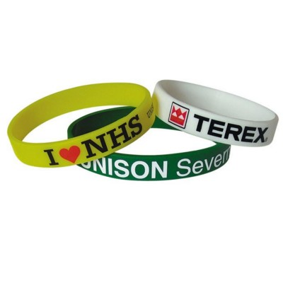 Picture of PRINTED SILICON WRIST BAND