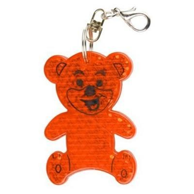 Picture of TEDDY HARD REFLECTIVE KEYRINGS