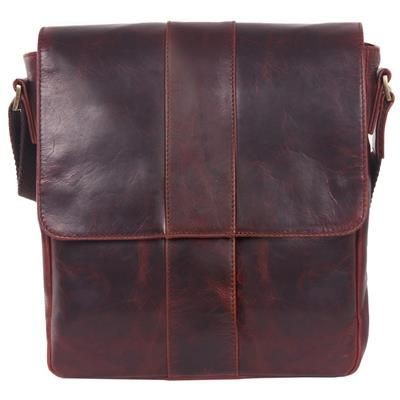 Picture of GINO FERRARI LEATHER CROSSOVER BAG