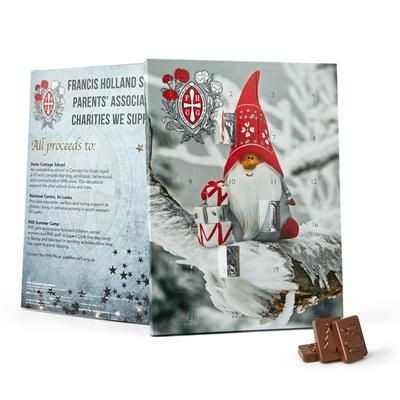Picture of CHOCOLATE TRADITIONAL ADVENT CALENDAR