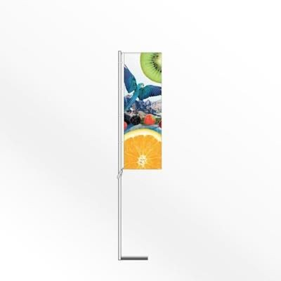 Picture of CAR DEALERSHIP FLAG POLE