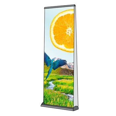 Picture of LARGE DOUBLE SIDED PULL UP ROLLER BANNER