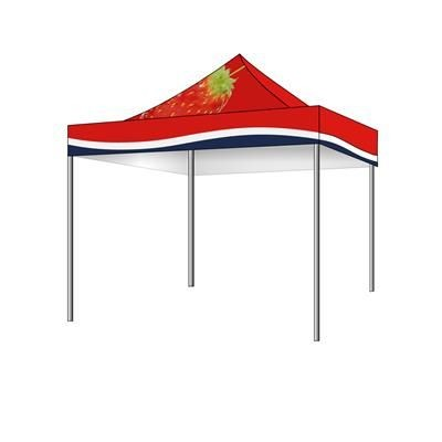 Picture of MEDIUM GAZEBO EVENT TENT with No Side Walls