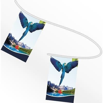 Picture of RECTANGULAR PAPER BUNTING