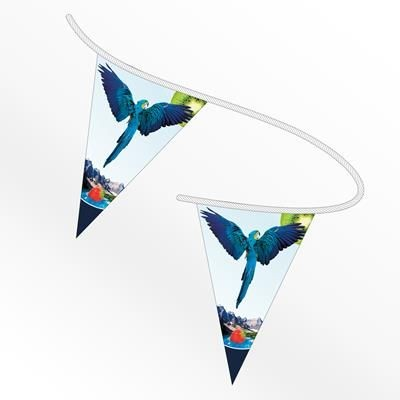 Picture of TRIANGULAR PAPER BUNTING