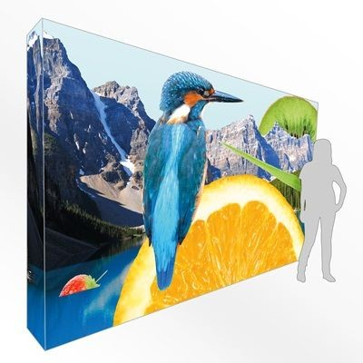 Picture of MEDIUM PORTABLE DISPLAY WALL