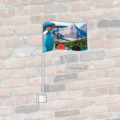 Picture of WALL MOUNTED FLAG POLE