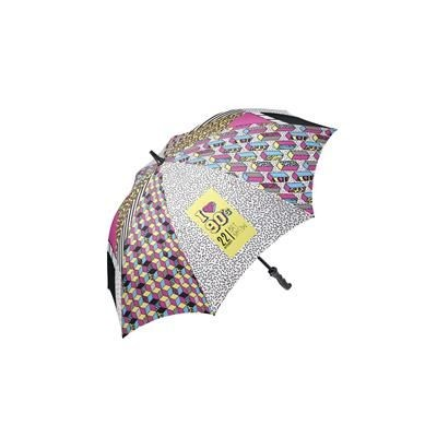 Picture of PRO BRELLA SOFT FEEL PRINTED GOLF UMBRELLA