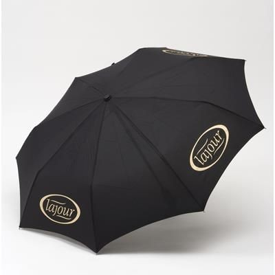 Picture of PROMO MATIC DELUXE UMBRELLA in Black