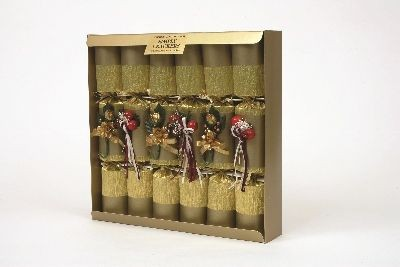 Picture of DELUXE CHRISTMAS CRACKERS