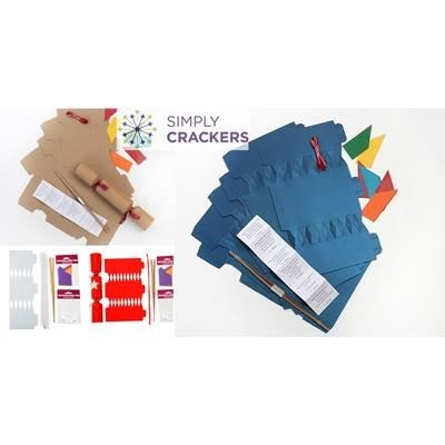 Picture of DIY CHRISTMAS CRACKER KIT