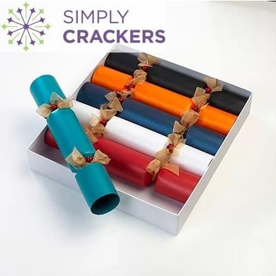 Picture of LUXURY CHRISTMAS CRACKERS